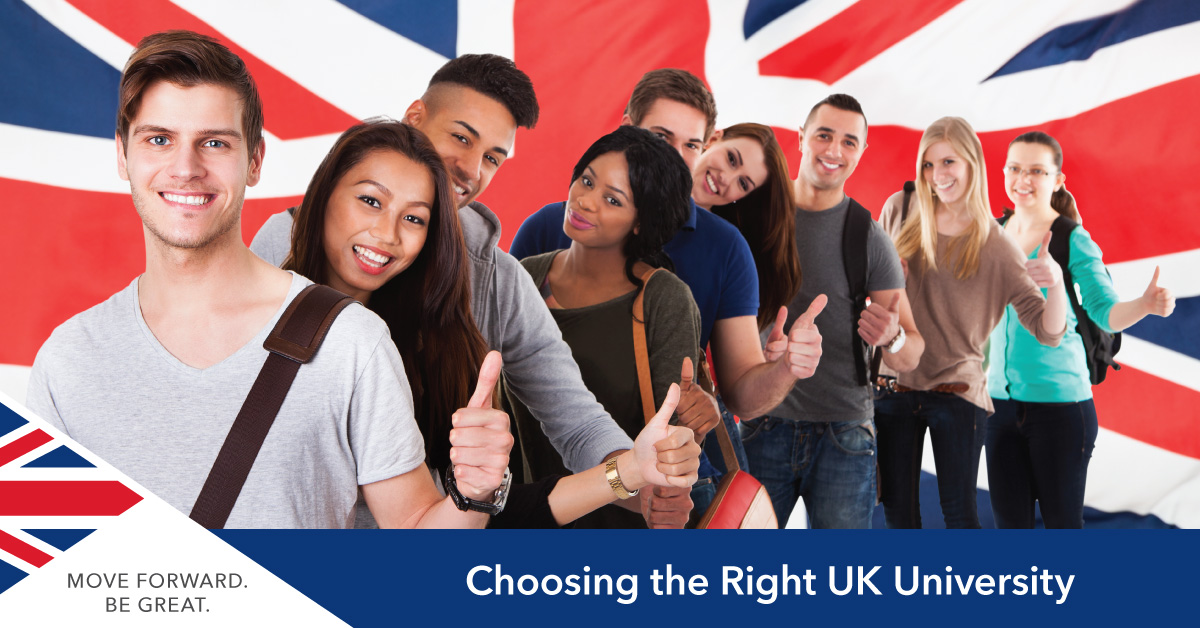 Choosing Right University & Degree