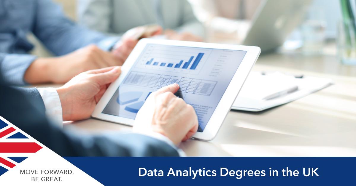 Data Analytics Degrees UK