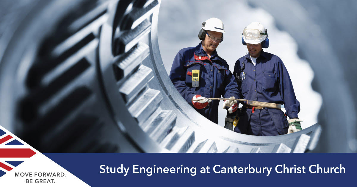 Engineering Degree Canterbury Christ Church University
