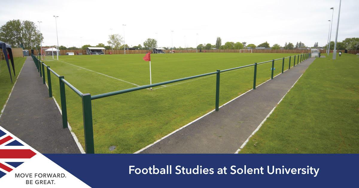 Football Degree Solent University