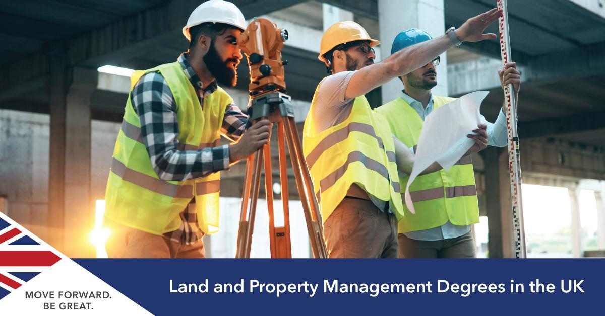Land Property Management Degree Course UK