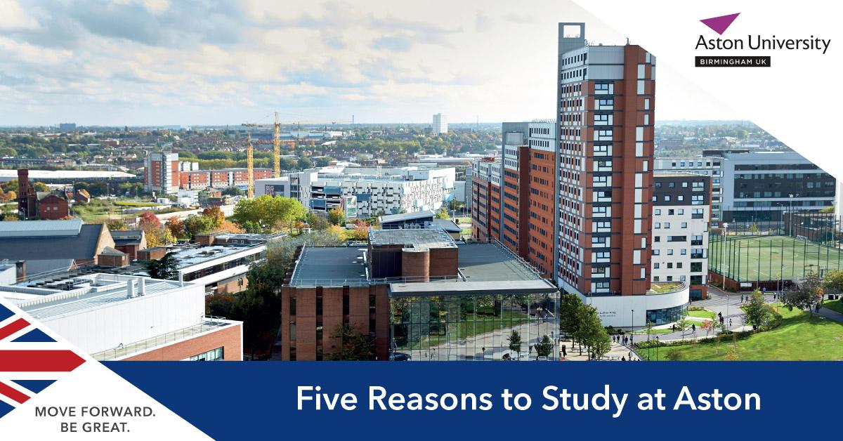 Study Aston University UK Degree