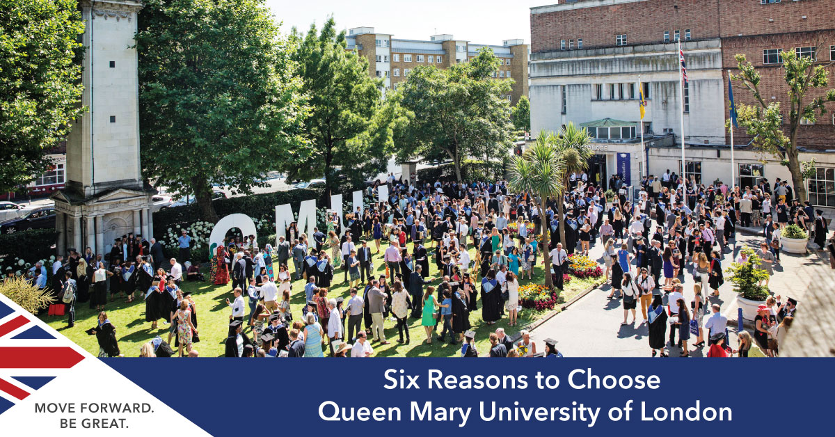 Queen Mary University Study