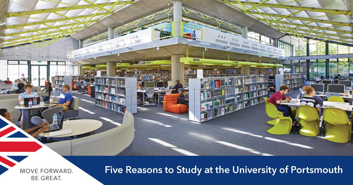 University Portsmouth International Students