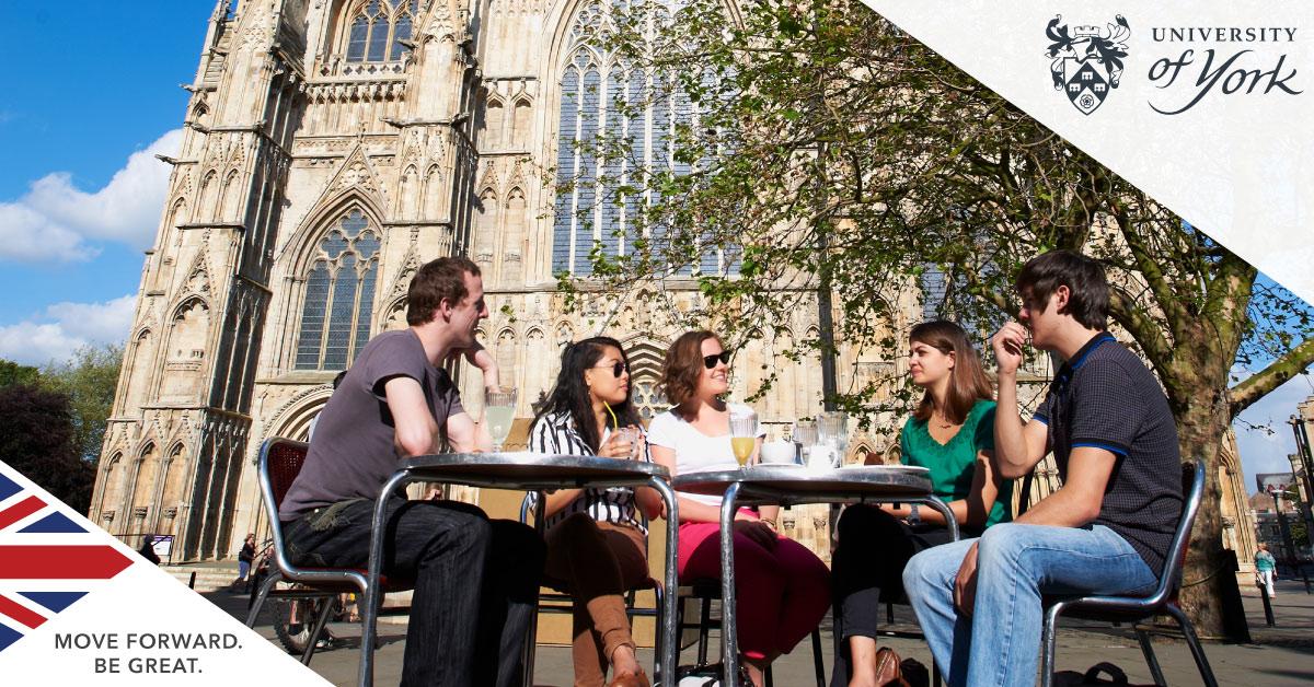 Study York University