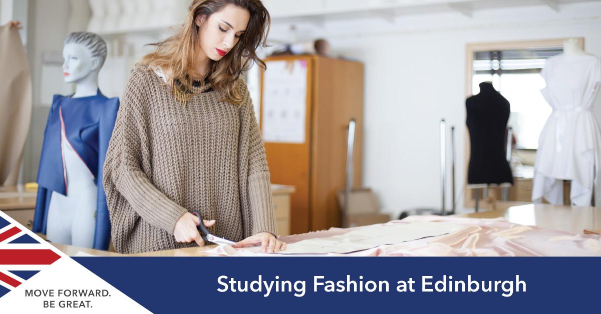 Fashion Degree Edinburgh