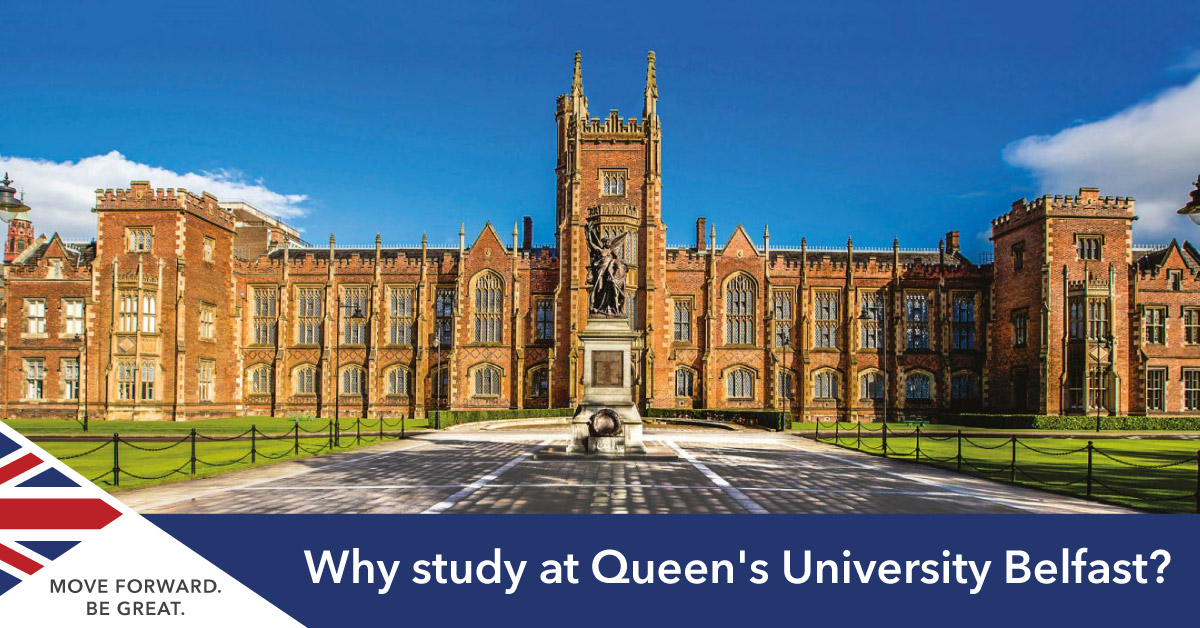 Queen's University Belfast Guide