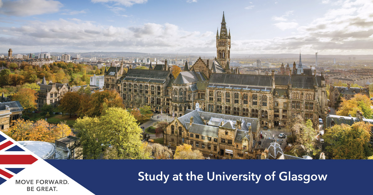 Study Glasgow University Scotland