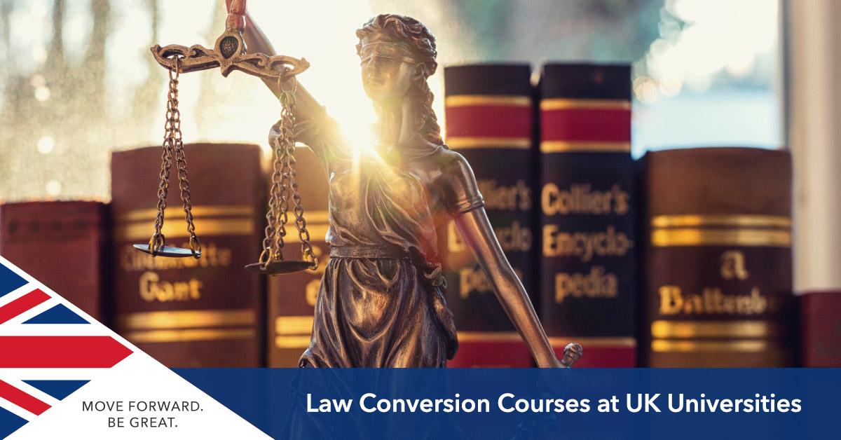 Law Conversion Courses UK University