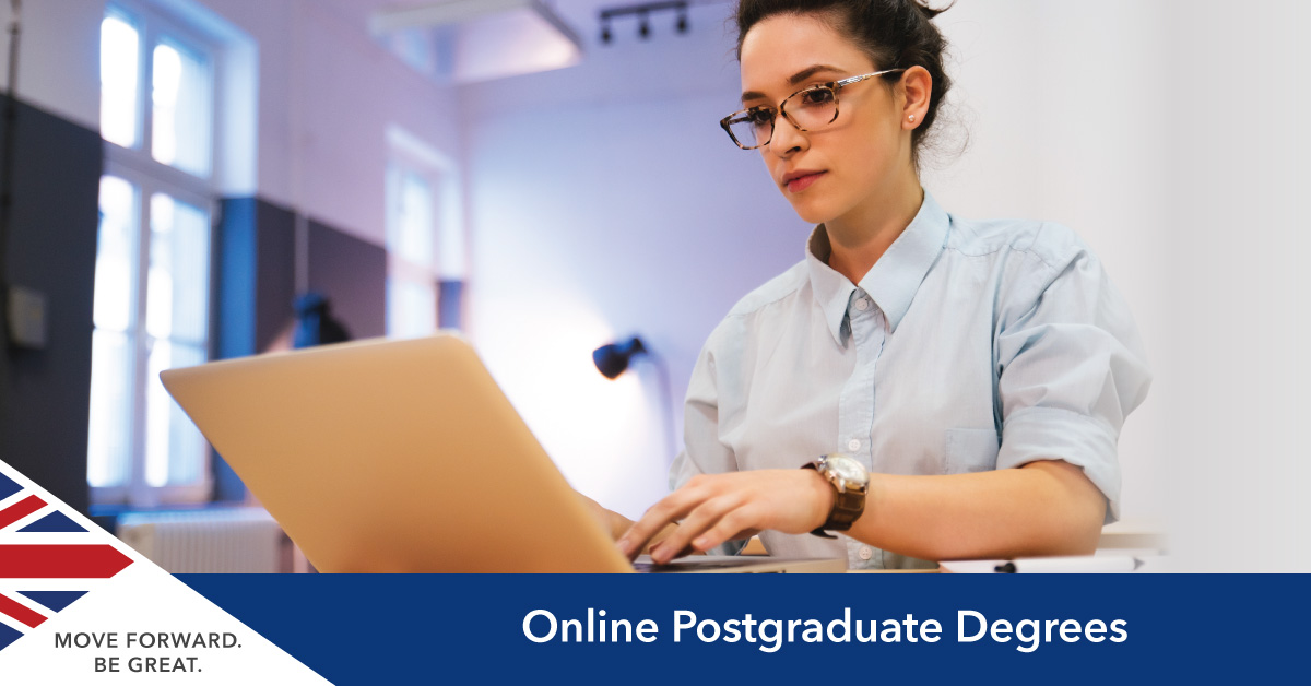 Postgraduate Online Degrees