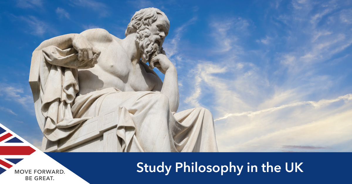 Study Philosophy UK