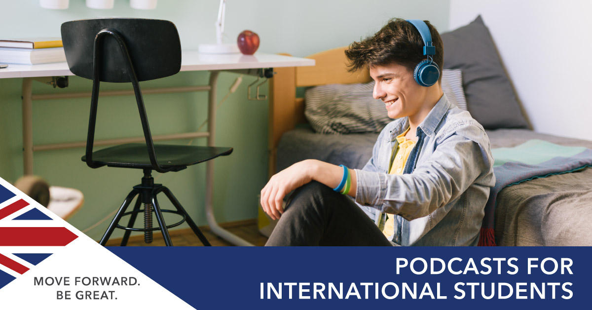 Podcasts Students Universities